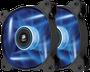 Corsair Air Series SP120 LED Blue (Twin Pack)