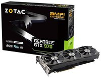 Zotac Geforce GTX 970 AMP! Extreme Core Edition 4096MB GDDR5