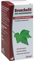 Hübner Bronchofit Efeu-Hustentropfen (50 ml)