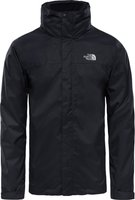 The North Face Men's Evolve II Triclimate Jacket Black Ink Green