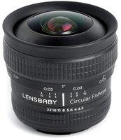 Lensbaby Circular Fisheye 5.8mm f3.5 [Micro Four Thirds]