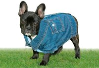 Heim Jeans-Overall Snoopy (42 cm)