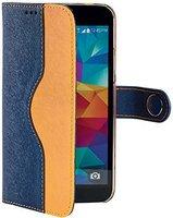 Celly Bookcase Onda Blue (Galaxy S5)