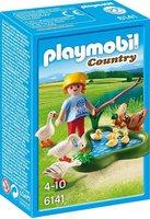 Playmobil Enten und Gänse am Teich (6141)