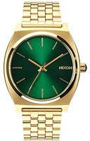 Nixon The Time Teller Green Sunray