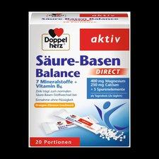 Doppelherz Aktiv Säure-Basen Balance Direct Pellets (20 Stk.)