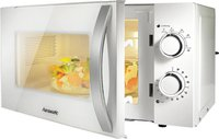 Hanseatic Mikrowelle 20 Ltr. 700 W Weiß