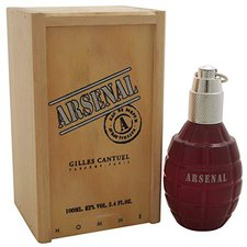 Gilles Cantuel Arsenal Grey Eau de Parfum (100 ml)