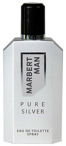 Marbert Man Pure Silver Eau de Toilette (125 ml)