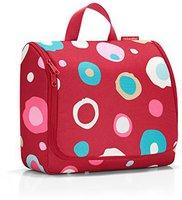 Reisenthel Toiletbag XL funky dots 2