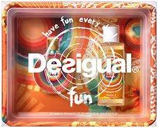 Desigual Fun Set (EdT 50ml + MO 150ml)