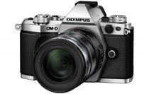 Olympus OM-D E-M5 Mark ll Kit 12-50 mm silber