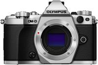 Olympus OM-D E-M5 Mark ll Body silber