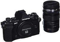 Olympus OM-D E-M5 Mark ll Kit 12-50 mm schwarz