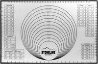 Stoneline Silikon-Backmatte 2in1