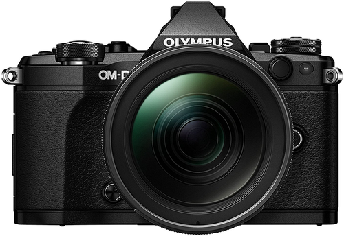 Olympus OM-D E-M5 Mark ll Kit 12-40 mm schwarz