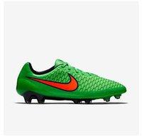 Nike Magista Opus FG poison green/total orange/flash lime/black