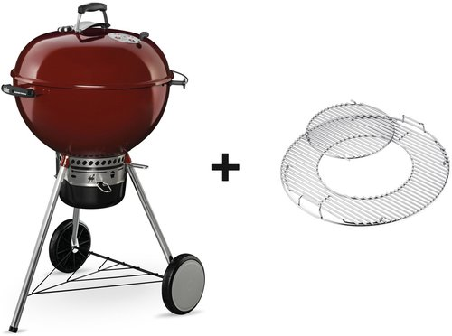 Weber Master-Touch GBS 57 cm Red