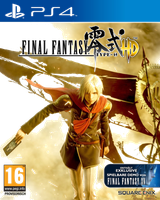 Final Fantasy: Type-0 HD - Limited Edition (PS4)