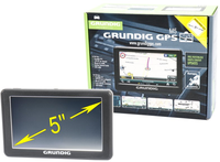 Grundig Automotive Navigationssystem M5