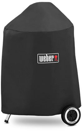 Weber Abdeckhaube Premium für BBQ 47 cm (7141)