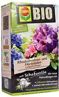 Compo Bio Rhododendron Langzeitdünger mit Schafwolle 2 kg
