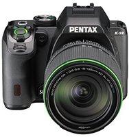 Pentax K-S2 Kit 18-135 mm schwarz