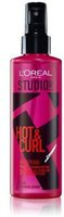 Loreal Paris Studio Line Hot & Curl Thermo Locken Spray (200 ml)