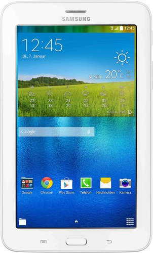 Samsung Galaxy Tab 3 7.0 Lite (SM-T116N) 8GB 3G schwarz