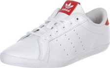 Adidas Miss Stan W white/collegiate red