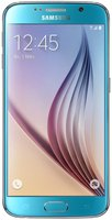 Samsung Galaxy S6 64GB Blue Topaz ohne Vertrag