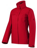 Mammut Ladina 4-S Jacket Women Inferno-Dark Inferno