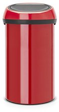 Brabantia Touch Bin 60L Passion Red (402487)