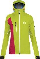 Ortovox 3L [MI] Jacket Alagna happy green