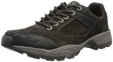 Camel Active Evolution 11 black charcoal nubuck leather