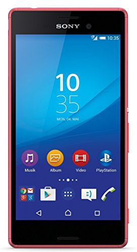 Sony Xperia M4 Aqua 8GB pink ohne Vertrag