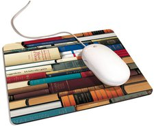 Remember Products Mousepad Leseratte