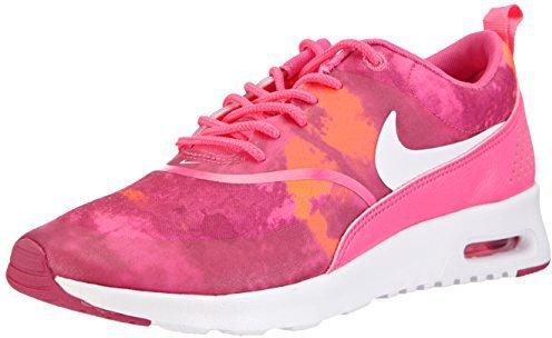 Nike Air Max Thea Print pink pow/white/fire berry/total orange