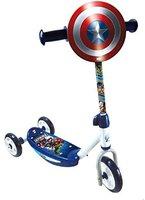 D´Arpèje 3-Rad Kinderoller mit Board Avengers
