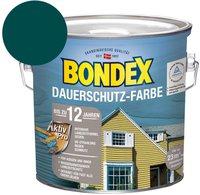 Bondex Dauerschutz-Farbe 2,5 l moosgrün