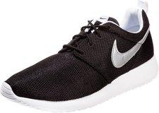 Nike Roshe Run GS black/metallic silver/white