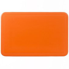 Kela Uni Tischset orange 43,5 x 28,5 cm
