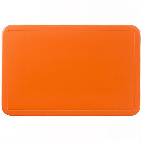 Kela Uni Tischset orange 43,5 x 28,5 cm