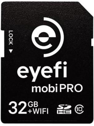 Eye-Fi Mobi Pro SDHC 32 GB + WiFi (MOBI-PROE-32)