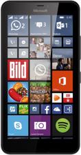 Microsoft Lumia 640 XL Dual SIM schwarz ohne Vertrag