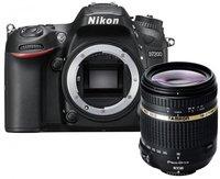 Nikon D7200 Kit 18-270 mm Tamron