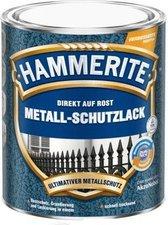 Hammerite Metall-Schutzlack Hammerschlag 2,5 l schwarz