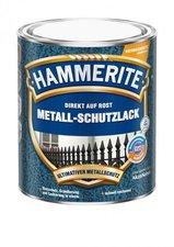 Hammerite Metall-Schutzlack Hammerschlag 250 ml dunkelblau