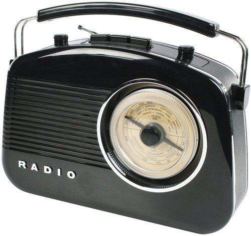 König Electronics HAV-TR710BL black