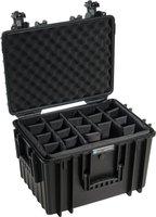 b-w Outdoor Case Typ 5500 inl. RPD schwarz